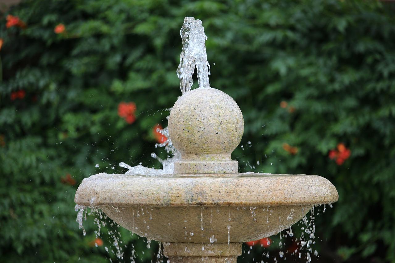 Záhradné centrum Ružomberok -Voda v záhrade